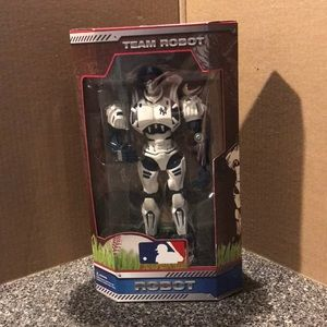 Yankees Team Robot